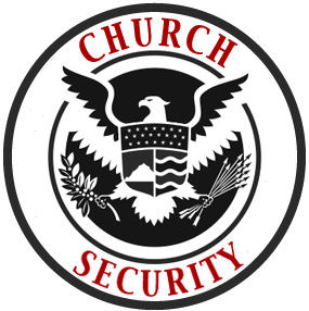 Church Security emblem