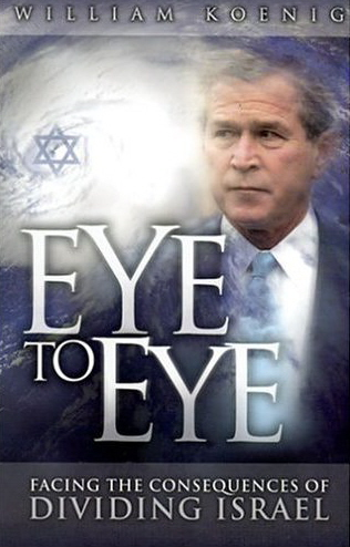 Click here to purchase 'Eye to Eye: Facing the Consequences of Dividing Israel.'