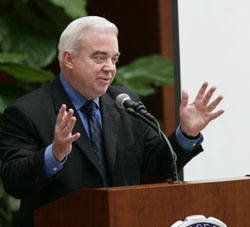Jim Wallis of Sojourners