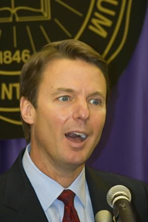 Democrat John Edwards