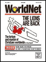 The Lions Are Back ~ WorldNetDaily Article