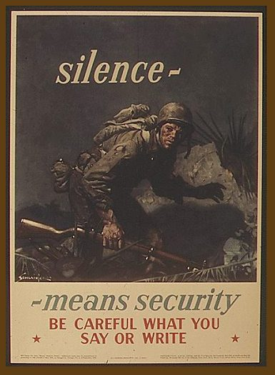 SILENCE - MEANS SECURITY